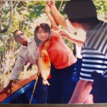 アマゾン川でピラニア釣りをしました!!