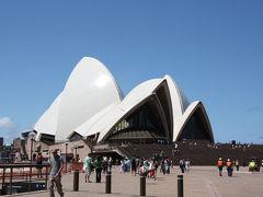 シドニー オペラハウス
