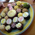 写真:Les Bebes Cupcakery (貝貝西點) (青田店)