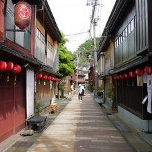 散策が楽しい風情ある茶屋街。金沢を訪れたら、絶対におすすめ!