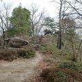 写真:古湯城跡