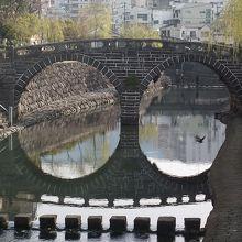 隣の橋からが撮影ポイント