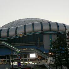 多目的ドーム球場兼複合レジャー施設大阪ドーム(おおさかドーム)