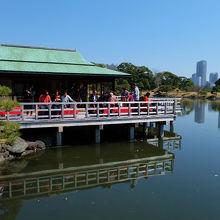 手入れの行き届いた 美しい日本の庭園美