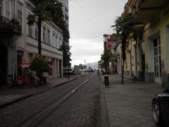 バトゥミの街並み