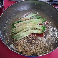 トンアネンミョン (トンア冷麺) 弘大店