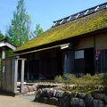 写真:旧岩間家住宅
