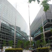 東京国際フォーラム地下1階