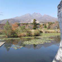 妙高山が一番きれいに見えるかも