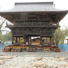 願成寺:会津大仏と呼ばれる阿弥陀如来像があります。