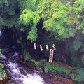 写真:太閤石風呂