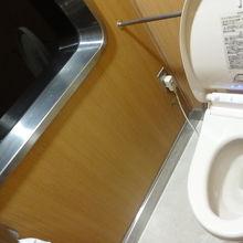 トイレは最新!めちゃくちゃ綺麗です!
