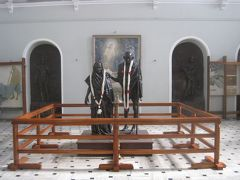 アガカーン宮殿/ガンディー記念館