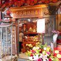 写真:五福財神爺廟