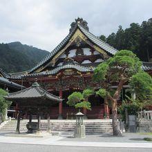 夏の日蓮宗総本山