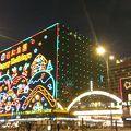 写真:Tsim Sha Tsui East Festive Illuminations