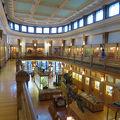 写真:レッドパス博物館