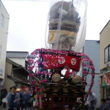 掛川の春の大祭