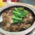 写真:Geylang Claypot Rice