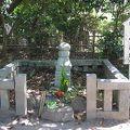 写真:織田信孝の墓