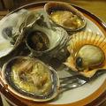 写真:荒磯料理 海女小屋