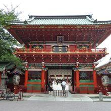 平将門を祀ってある歴史ある神社