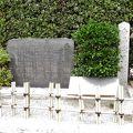 写真:白石正一郎旧邸跡