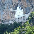 写真:オストログ修道院
