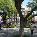 写真:アタチュルク広場
