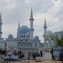 青のモスク