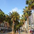 写真:ガルバルディ広場