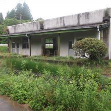 伊崎田駅跡
