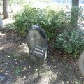 写真:石碑の小径