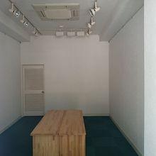 画廊内のスペース