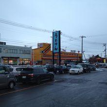 北海道海鮮みやげも買える地場スーパー
