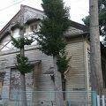 写真:旧山形師範学校講堂
