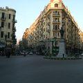 写真:タラアト ハルブ通り