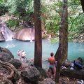 写真:エラワン滝