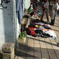 写真:チャイナタウン モーニング マーケット