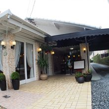 ブラジル:ジョインビレ え!なんでこんな田舎町に...こんなお洒落な喫茶店が?