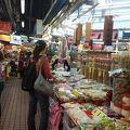 写真:南門市場