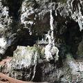 写真:オルタンス女王の洞窟