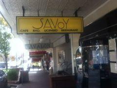 サヴォイ レストラン