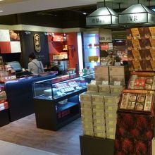 ご存じ香港系中華スイーツのお店。