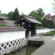 殿町のお堀