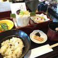 写真:小倉山荘カフェ