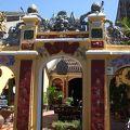 写真:Hy Hoa Temple