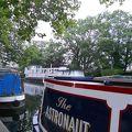 写真:グランド ユニオン運河