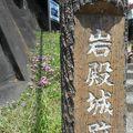 写真:岩殿城跡