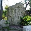 松浦松洞誕生地